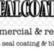 Seal coating & blacktop repair & mason work